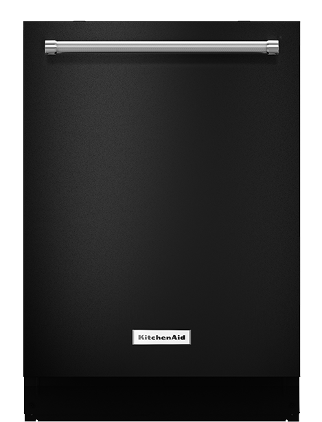 Black Stainless Dishwasher